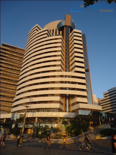 Apartamento residencial à venda, Meireles, Fortaleza - AP2022.