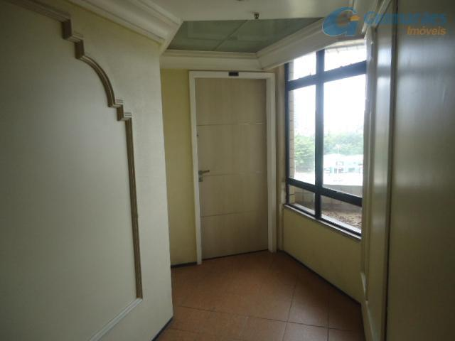 Apartamento residencial à venda, Meireles, Fortaleza - AP2083.