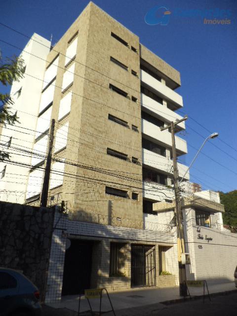 Apartamento residencial à venda, Dionisio Torres, Fortaleza - AP0337.