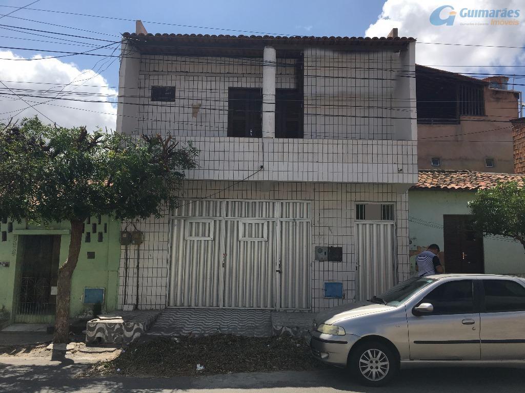 Casa residencial à venda, Montese, Fortaleza - CA0830.