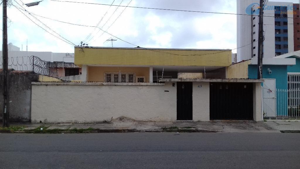 Casa residencial à venda, Dionisio Torres, Fortaleza.