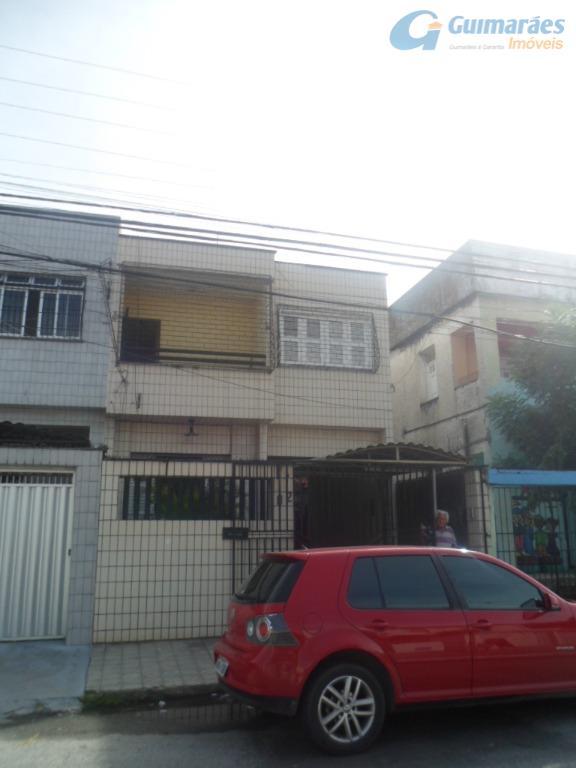 Casa residencial à venda, Benfica, Fortaleza - CA0901.