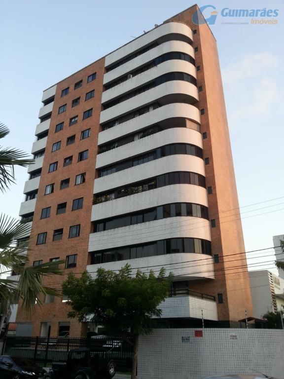 Apartamento residencial à venda, Dionisio Torres, Fortaleza - AP2366.