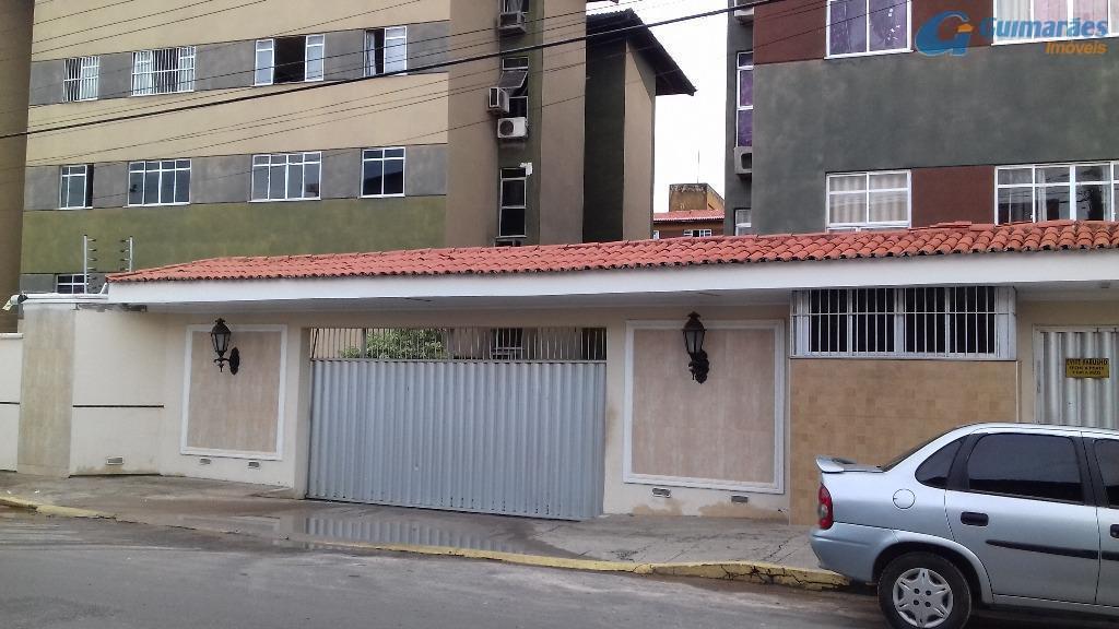 Apartamento residencial à venda, São João Do Tauape, Fortaleza.