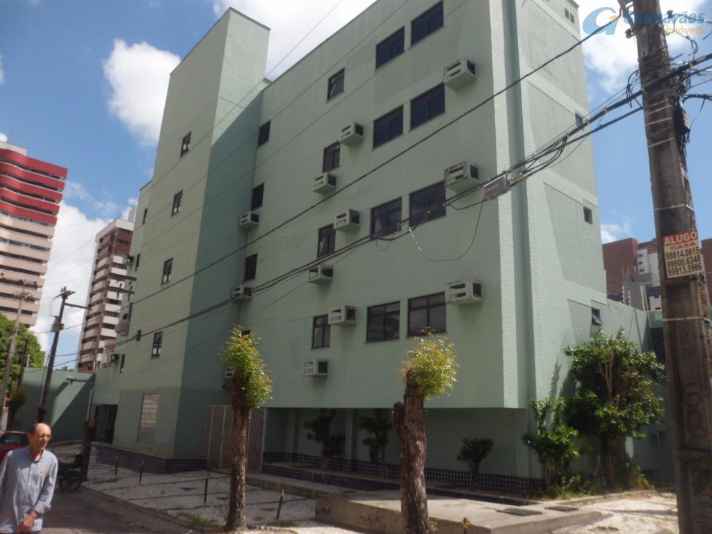 Prédio comercial para locação, Meireles, Fortaleza.