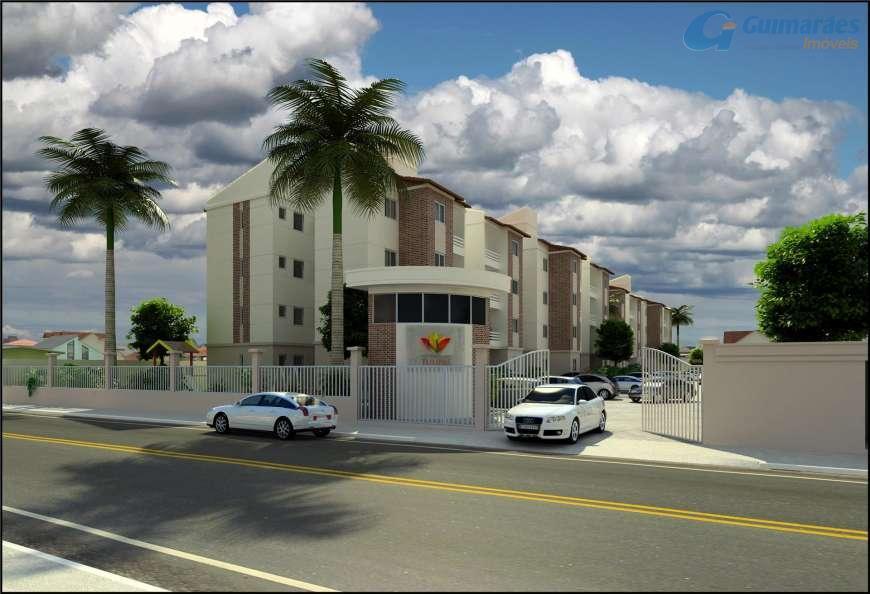 Apartamento residencial à venda, Montese, Fortaleza - AP2633.