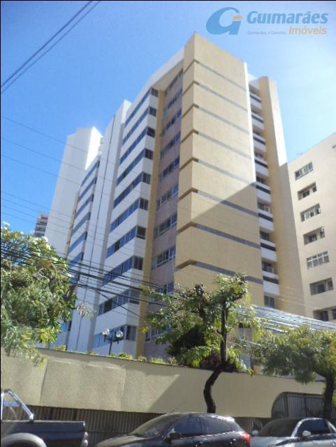 Apartamento residencial à venda, Meireles, Fortaleza - AP2722.