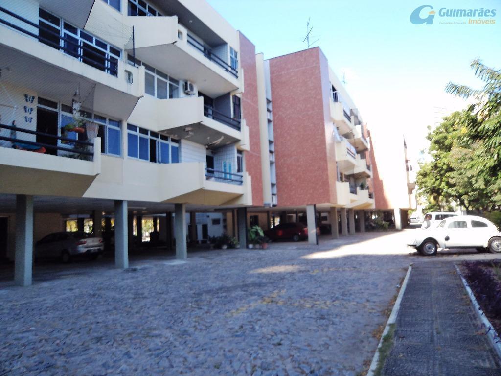 Apartamento residencial à venda, Cocó, Fortaleza - AP2724.