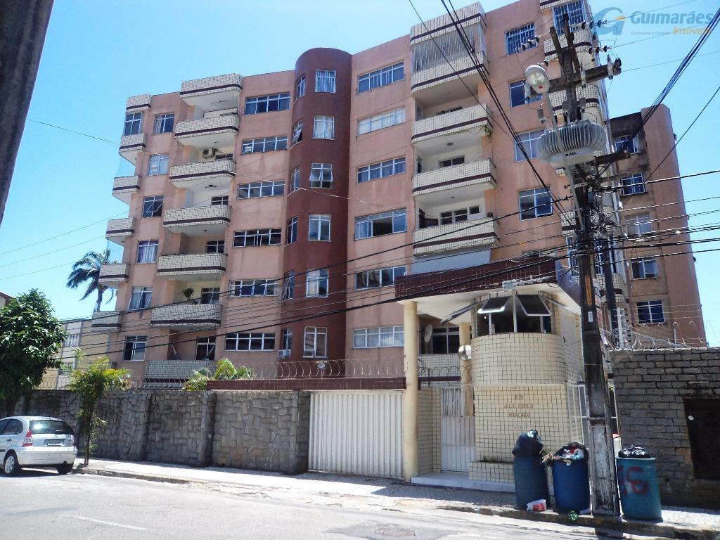 Apartamento residencial à venda, Cocó, Fortaleza - AP2743.