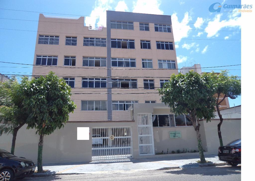 Apartamento residencial à venda, Cocó, Fortaleza - AP2747.