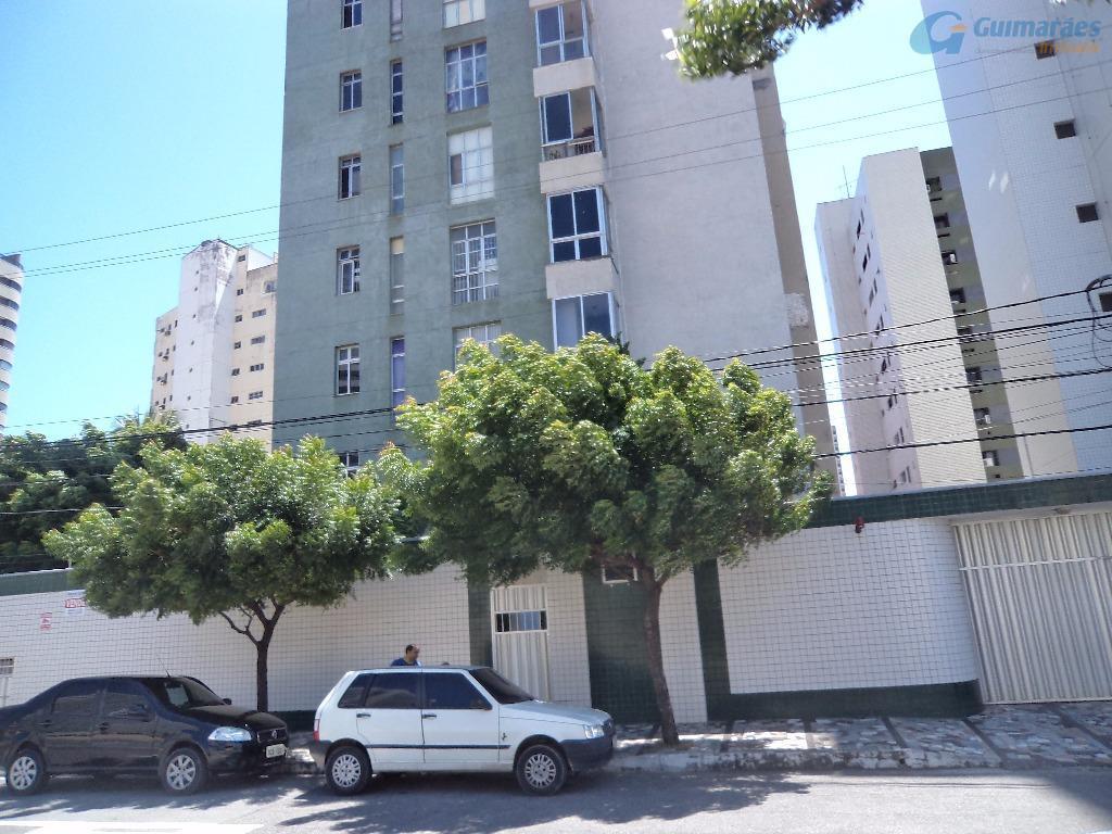 Apartamento residencial à venda, Cocó, Fortaleza - AP2756.