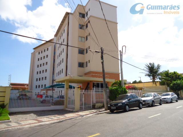 Apartamento residencial à venda, Montese, Fortaleza - AP2758.
