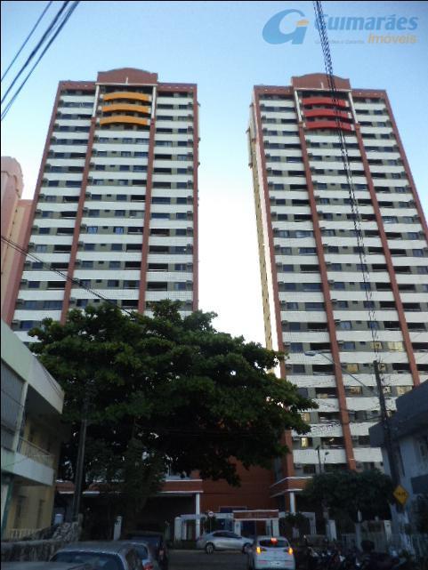 Apartamento residencial à venda, Aldeota, Fortaleza - AP2769.