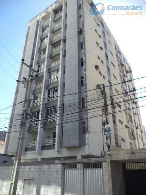 Apartamento residencial à venda, Aldeota, Fortaleza - AP2799.