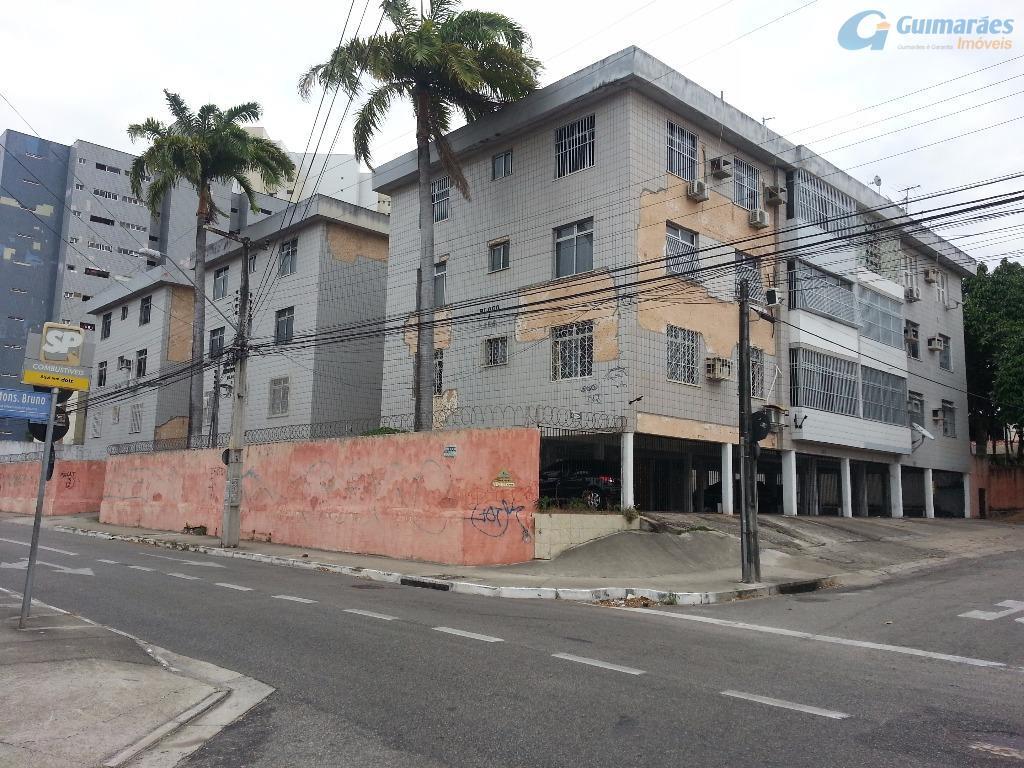 Apartamento residencial à venda, Joaquim Távora, Fortaleza - AP2798.
