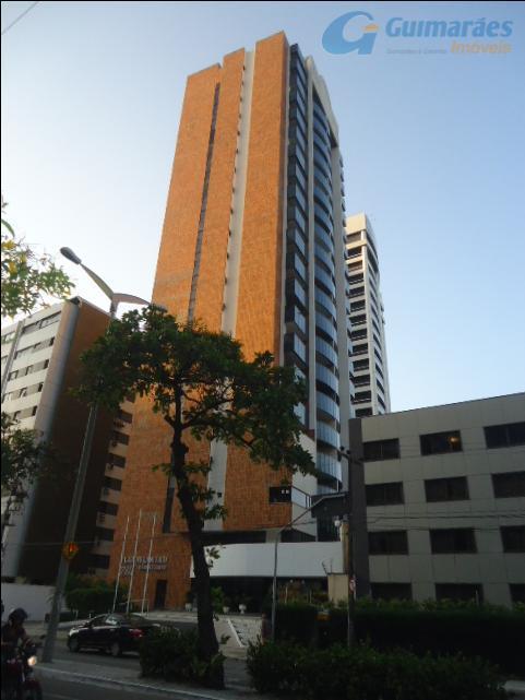 Apartamento residencial à venda, Meireles, Fortaleza - AP2807.