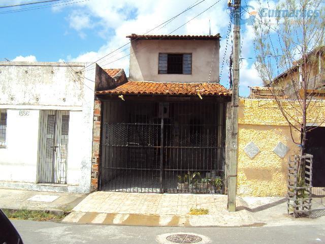 Casa residencial à venda, Joaquim Távora, Fortaleza.