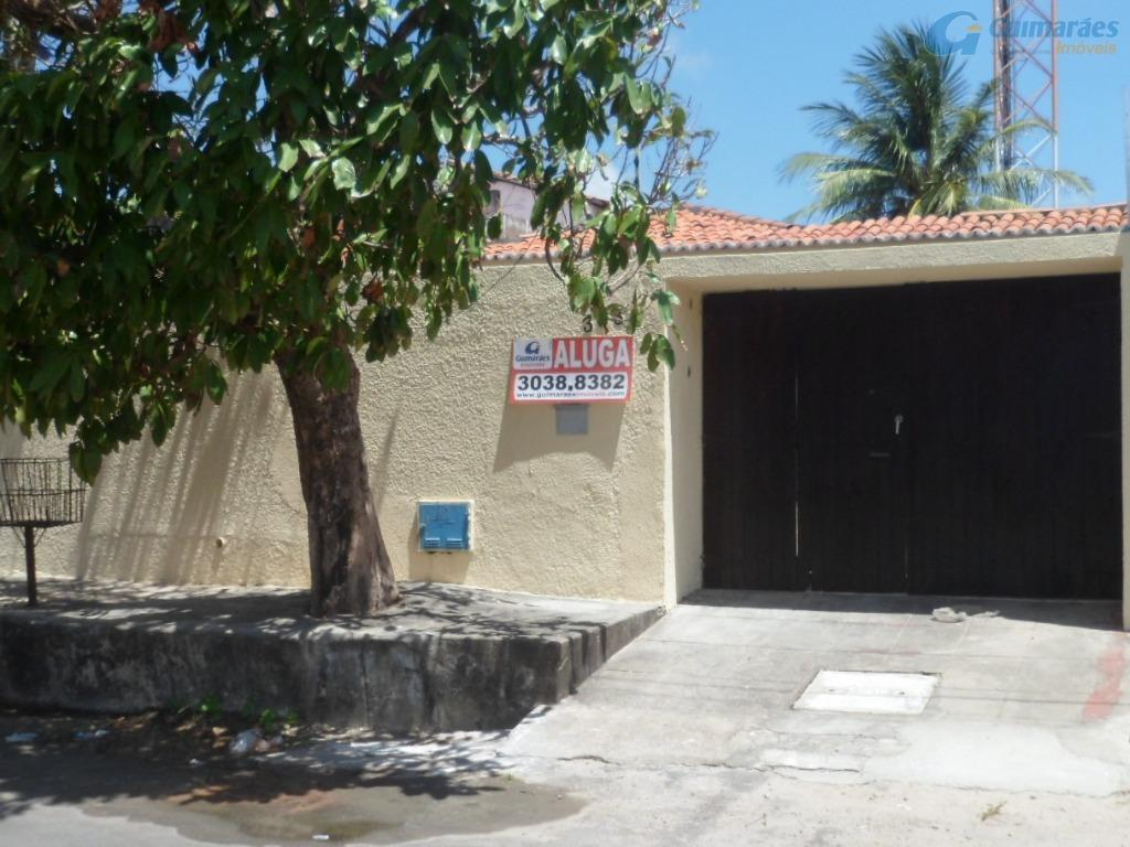 Casa residencial para locação, Cidade dos Funcionários, Fortaleza - CA1052.