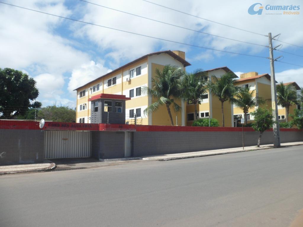 Apartamento residencial para locação, Edson Queiroz, Fortaleza.