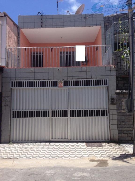 Casa residencial à venda, Praia de Iracema, Fortaleza.