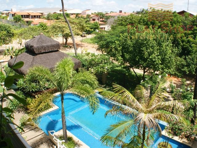 Apartamento  temporada para venda e locação, Cumbuco, Caucaia.