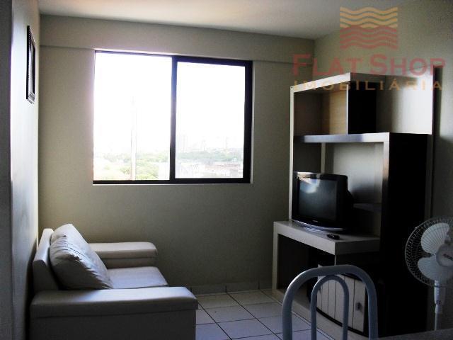 Apartamento  de dois quartos sendo um reversivel para locação  por temporada no Centro, Fortaleza.