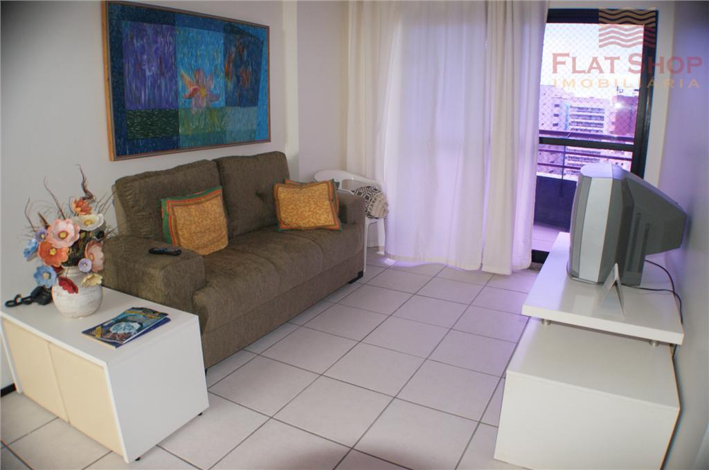 Apartamento  temporada para locação, Praia de Iracema, Fortaleza.