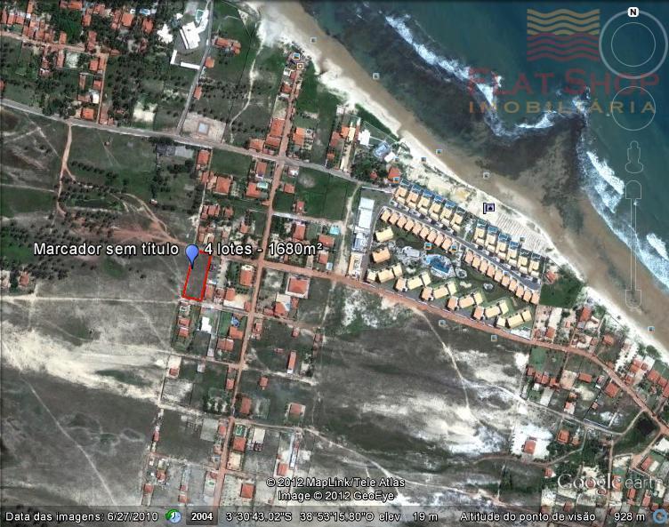 Terreno à venda na Taíba ótimo para construir casas, São Gonçalo do Amarante.