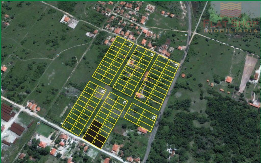 Terreno  residencial à venda, Cauipe, Caucaia. Loteado