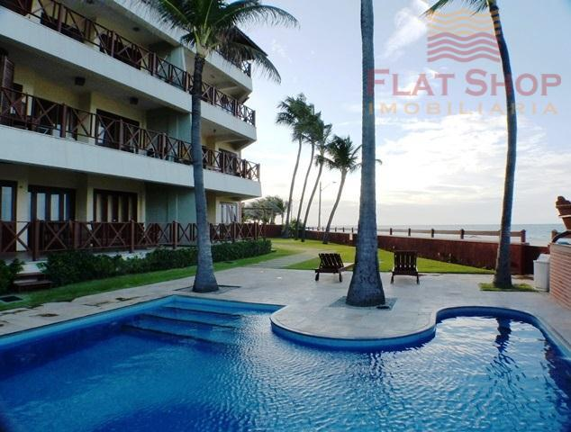 Apartamento com 2 suítes à venda no Cumbuco ótimo para alugar por temporada, Caucaia.