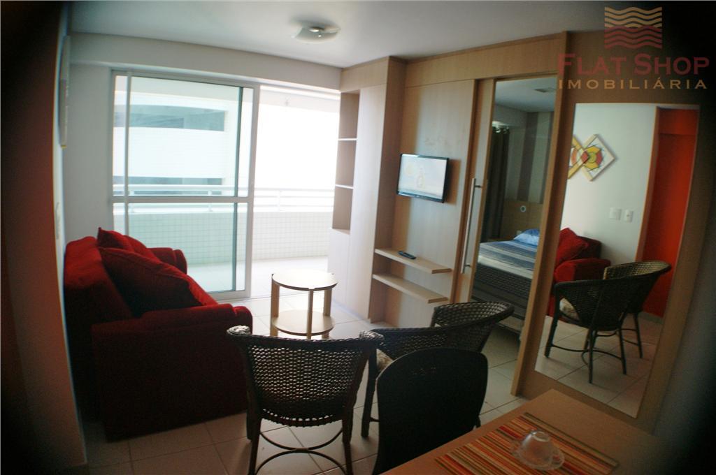 Apartamento  temporada para locação, Meireles, Fortaleza.