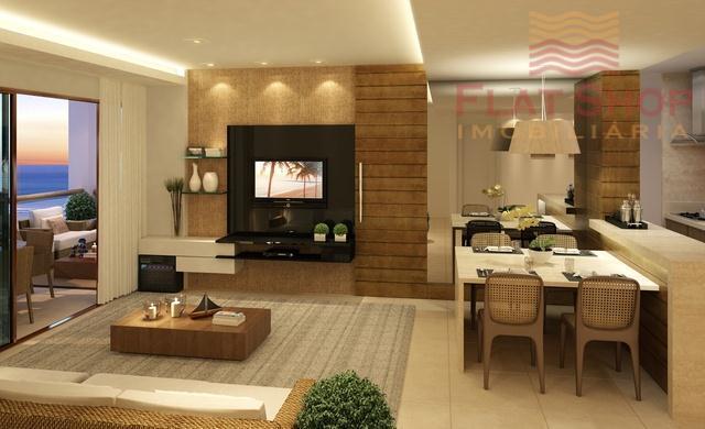 Apartamento à venda, Cumbuco, Caucaia. Empreendimento Wai Wai
