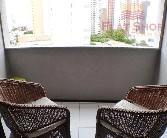 Apartamento dois quartos, mensalista no  Meireles, Fortaleza.