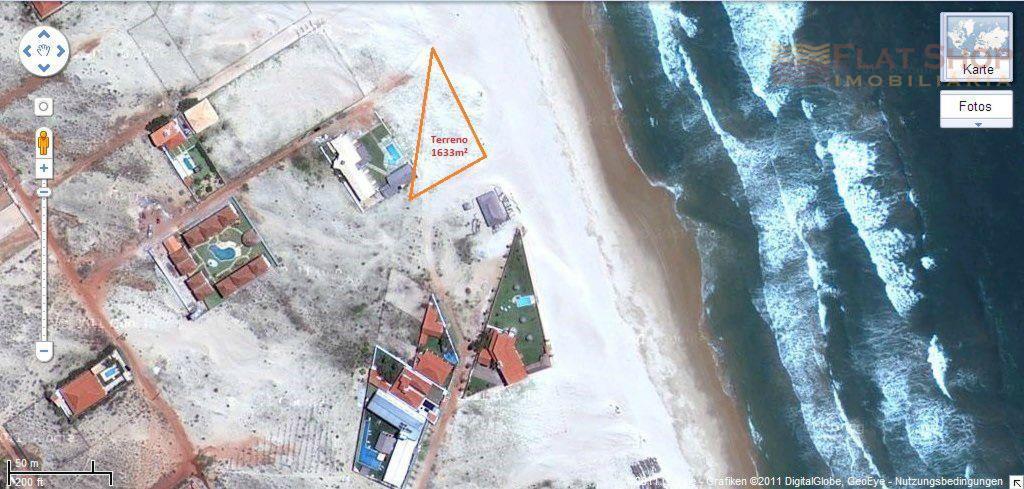 Terreno à venda, Taíba, São Gonçalo do Amarante 1633m² - 70m frente ao mar