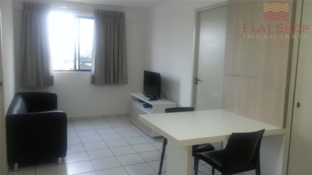 Apartamento  residencial à venda, Centro, Fortaleza. Condomínio Edificio Sky Tower