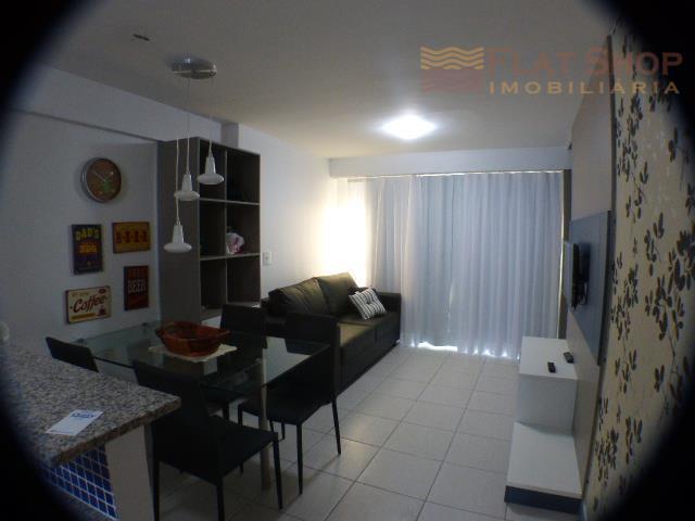 Apartamento por temporada, Meireles, Fortaleza.