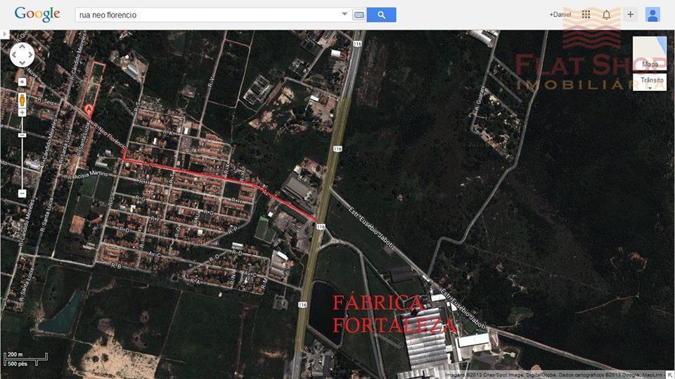 Terreno residencial à venda, Barrocão, Itaitinga.