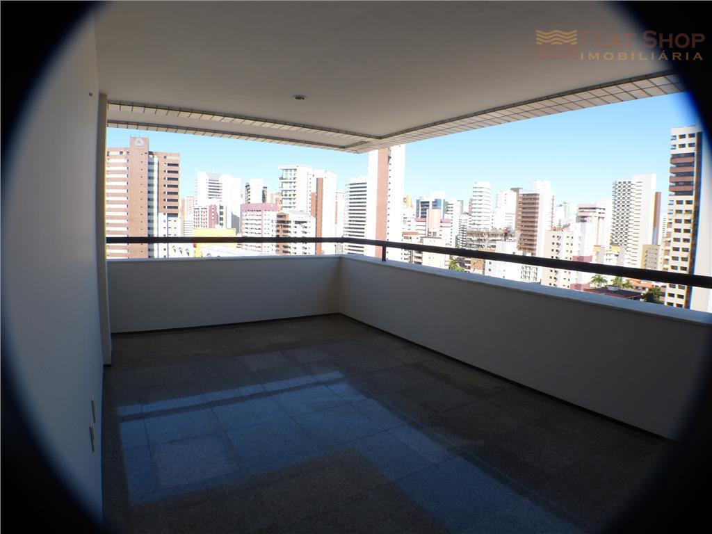 Apartamento  Alto Padrão residencial à venda, Meireles, Fortaleza.