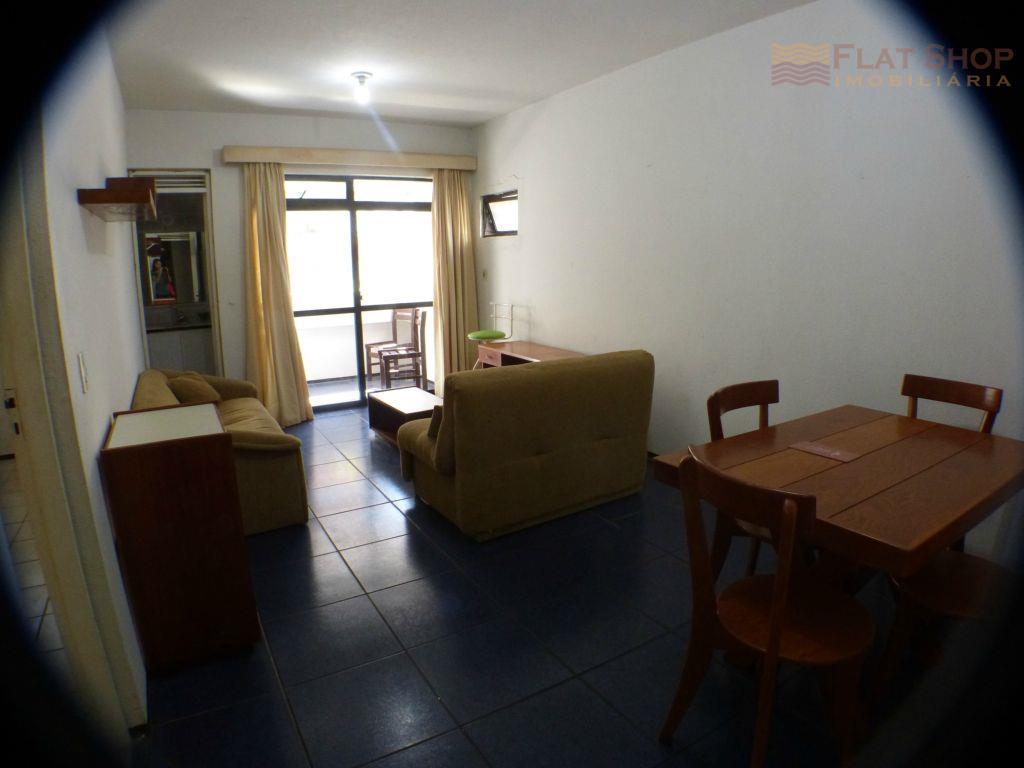 Apartamento para locação em Fortaleza - de um quarto na Praia de Iracema