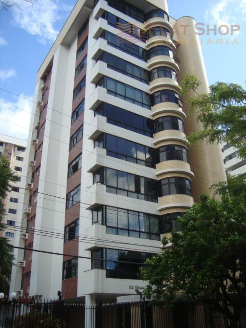 Apartamento  residencial à venda, próximo ao Center Um com três suítes, duas vagas