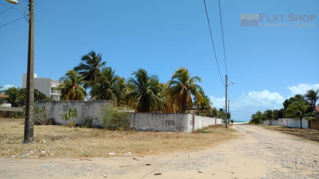 Terreno  residencial à venda, Cumbuco, Caucaia. Avenida dos Coqueiros