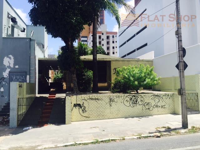 Ponto comercial à venda, Aldeota, Fortaleza - PT0008.