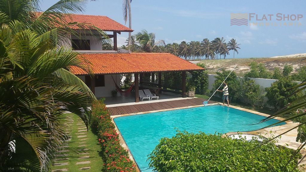 Excelente casa à venda lado praia no Cumbuco, Caucaia.