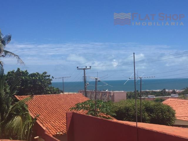Pousada comercial à venda, Marina do Morro Branco, Beberibe, Vista mar!