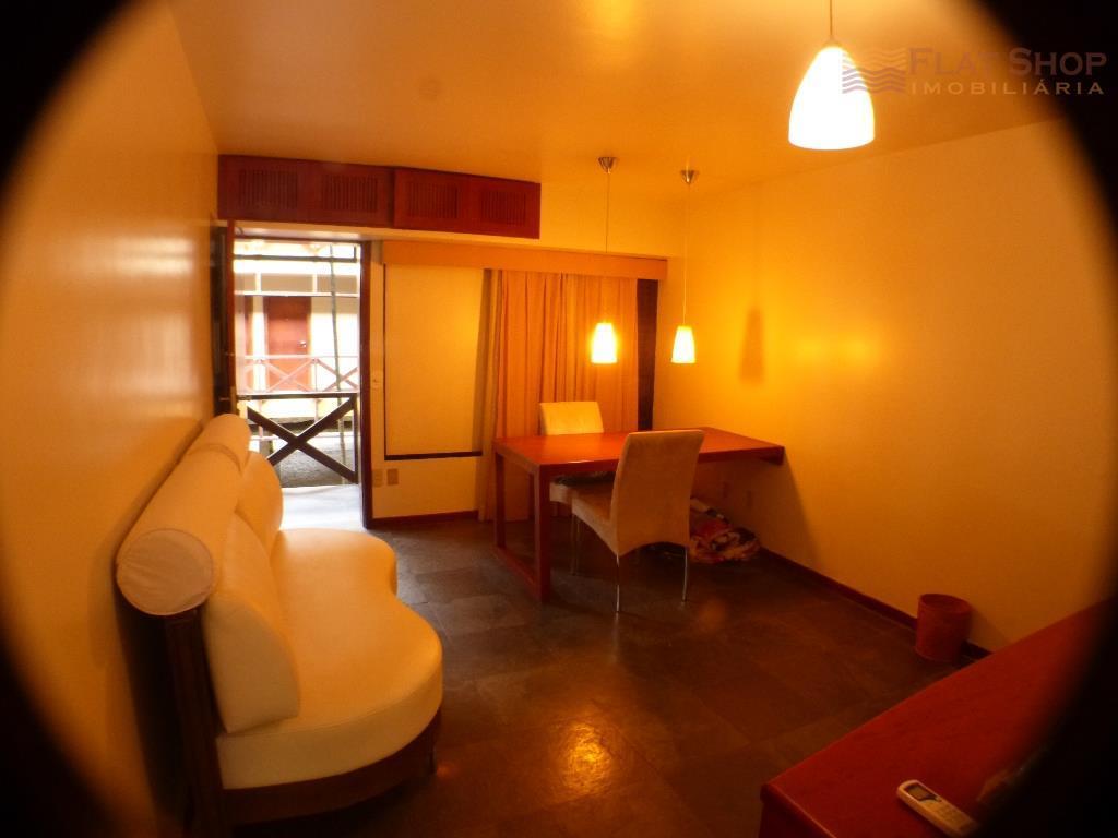 Ótimo apartamento compacto na beira mar de Cumbuco.