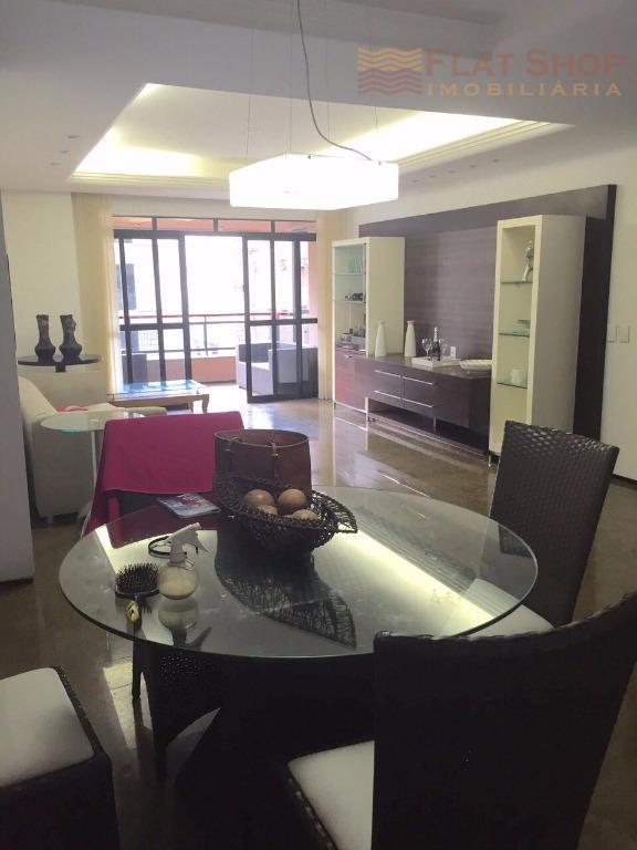 Excelente apartamento em área nobre do Meireles
