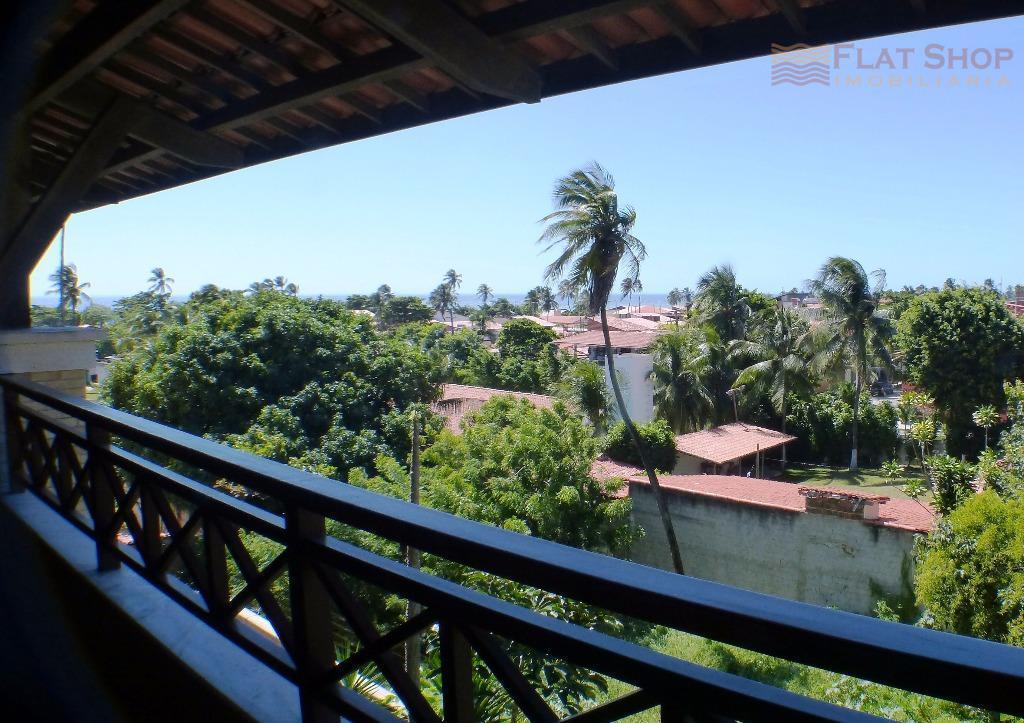 Apartamento residencial à venda, Cumbuco, Caucaia.