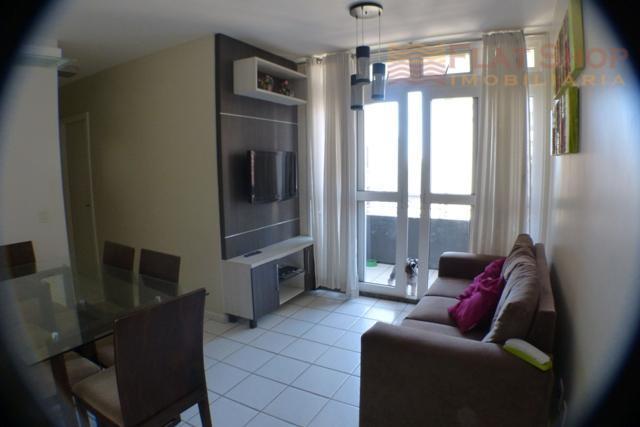 Apartamento excelente no bairro Papicu, 3 dormitórios, próximo ao Rio Mar