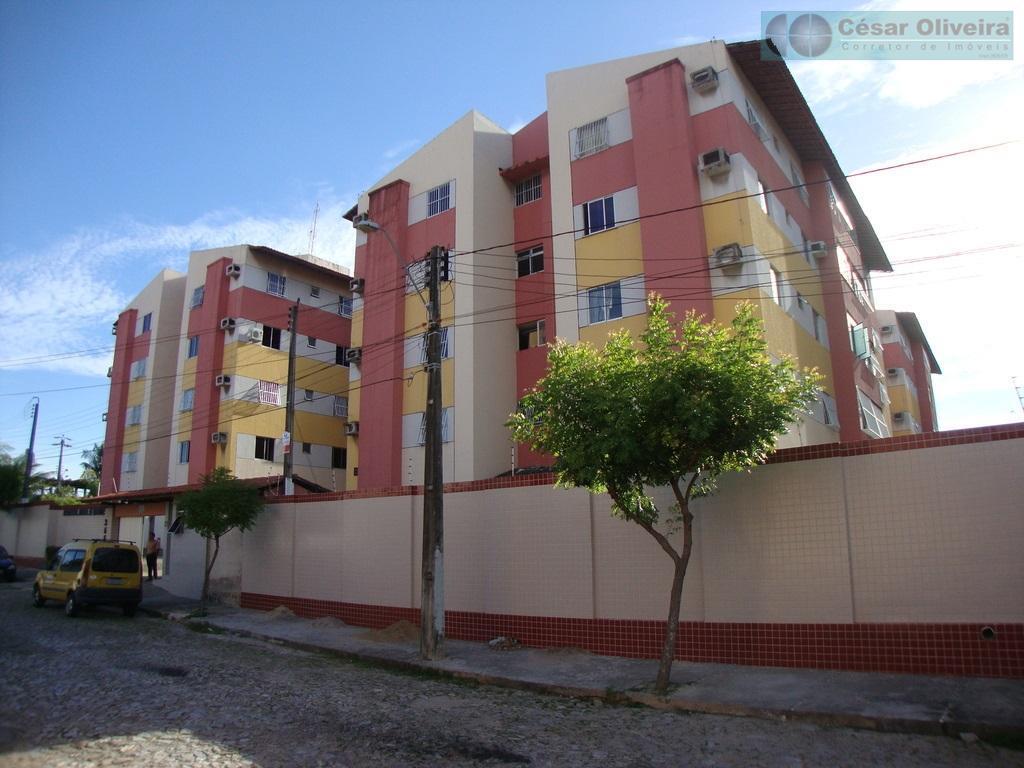 Apartamento residencial para locação, Vila União, Fortaleza.