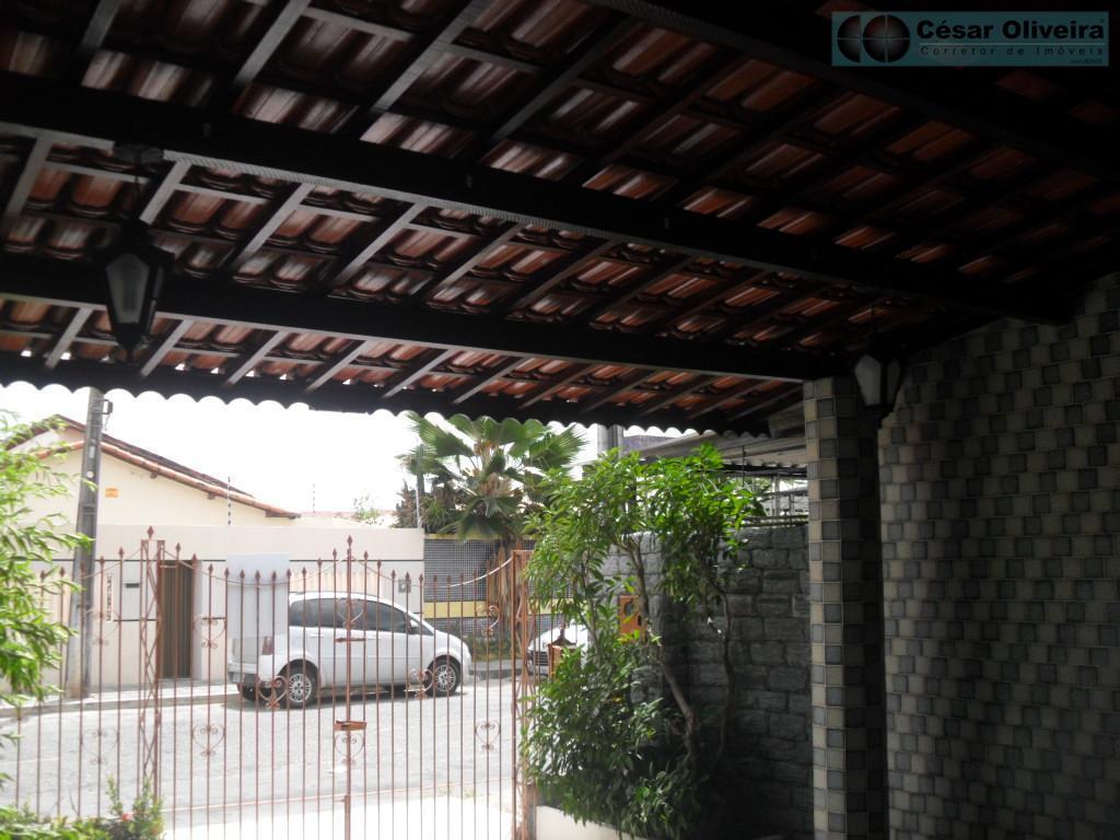 Casa residencial para locação, Cidade dos Funcionários, Fortaleza.
